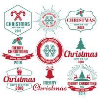 Jul bakgrund vektor bakgrund