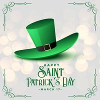 realistic leprechaun cap for St. Patrick's day