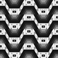 Seamless texture with geometric ornament.