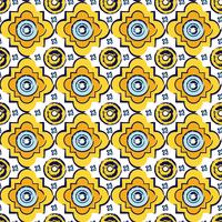 Fond de style byzantin sans soudure
