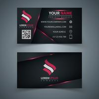 Business template. Idea for your print vector