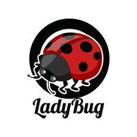 logotipo de joaninha
