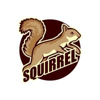 logotipo de la ardilla