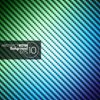 Abstract vector shiny background with carbon pattern.