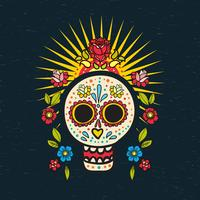 The poster  of Day of the Dead,