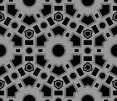 Texture transparente avec ornement géométrique.