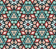 Naadloze patroon geometrische textuur.