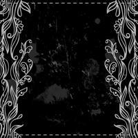 Borda de quadro-negro