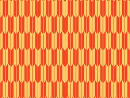 Seamless Pattern Yagasuri, traditionella japanska ornament