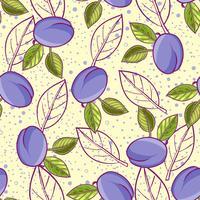 plum seamless texture