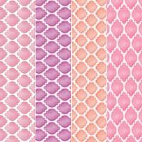 Vector conjunto de patrones sin fisuras