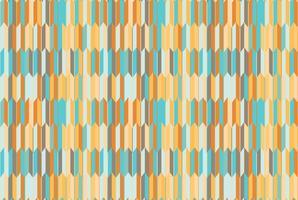 Oriental seigaiha sömlösa mönster