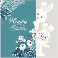 Vector Easter Banner