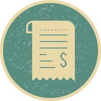 Vektor-Empfangs-Symbol