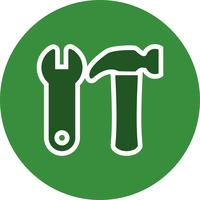 Tools Vector Icon