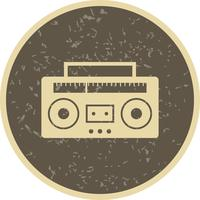 Audio Tape Vector Icon