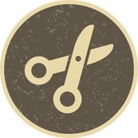 Scissor Vector Icon