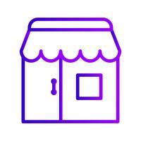 Shop Vector Icon