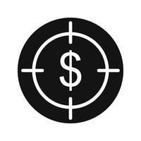 Ziel-Vektor-Symbol