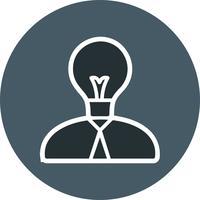 Creavite Man Vector Icon