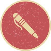 Ícone de caneta de vetor