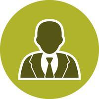 Affärsman Vector Icon