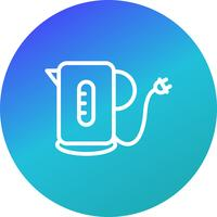 Kettle Vector Icon