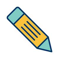 Vector Pencil Icon