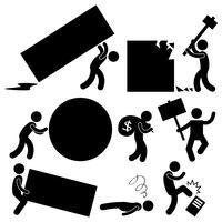 företag arbetsbelastning hinder arbetsplats.