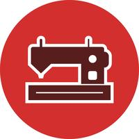 Sewing Machine Vector Icon