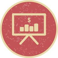 icône de vecteur de plan d'affaires