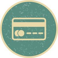 Vector Credit Card Icon