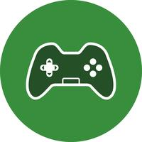 Control Pad Vector Icon
