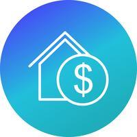 Real Estate Vector Icon