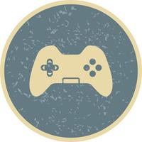 control pad vector pictogram