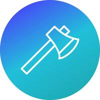 Axe Vector Icon