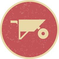 Kruiwagen Vector Icon