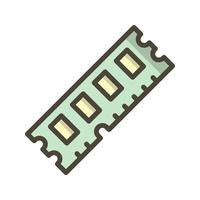 Ram vektor ikon