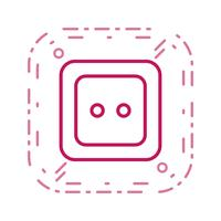 Socket Vector Icon