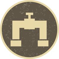 Pipe Vector Icon