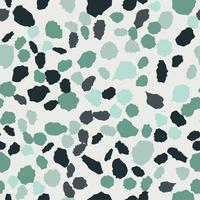 Terrazzo seamless pattern. Imitation of a Venetian stone floor
