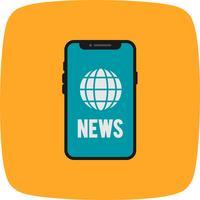 Vector News Icon