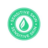 Sensitive skin icon