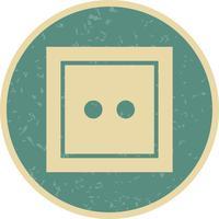 icône de vecteur de socket