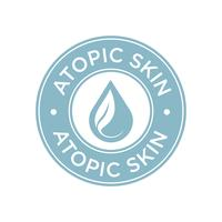 Atopic skin icon