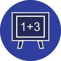 Vector Mathematics Icon