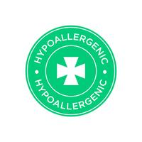 Hypoallergeen pictogram
