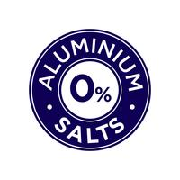 Aluminium salts free icon