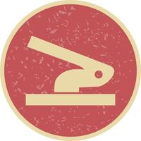 Hole Puncher Vector Icon
