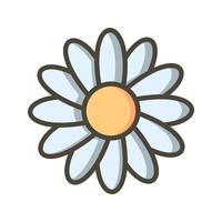 Marguerite Vector Icon